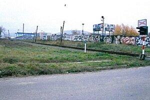 Pozemky v priemyselnej časti Krupiny. Vyvolávacia cena - 10 700 eur.