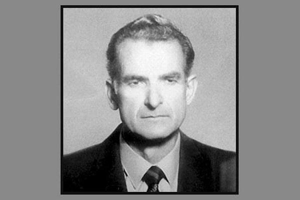 Ivan Martinka (1938 - 2015).