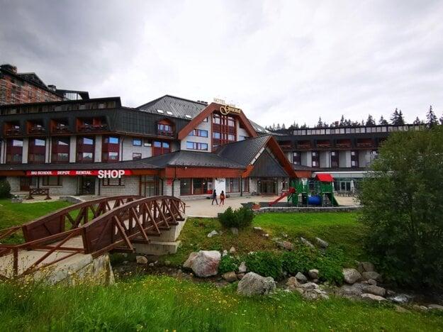 Hotel Grand Jasná 4*