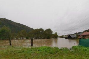 Povodne potrápili východ Slovenska už v októbri minulého roka.