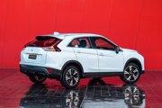 Mitsubishi Eclipse Cross s novým dizajnom pre rok 2021.