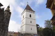 Urbanovu vežu obnovuje nezisková organizácia Perla Gotickej cesty.