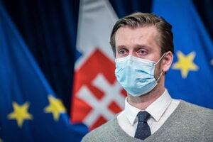 Bývalý šéf Inštitútu zdravotníckej politiky Martin Smatana.