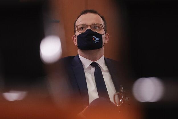 Nemecký minister Spahn má koronavírus.