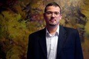 Pavol Kučmáš, riaditeľ Fondu na podporu vzdelávania
