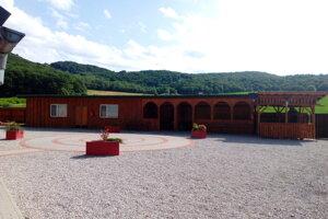 Oddychová a rekreačná zóna v Chlmci je na testovanie ako stvorená.