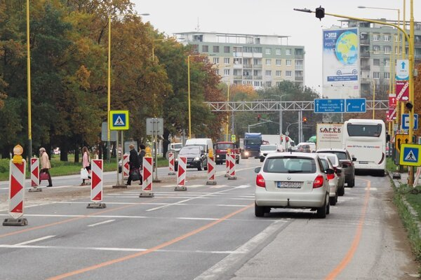Priechod pre chodcov na Levočskej ulici bude zmodernizovaný.