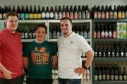 Ľudia za projektom Živé pivo