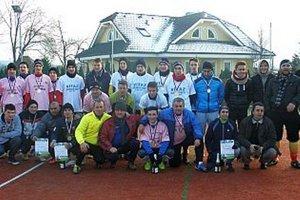 Spoločná snímka účastníkov turnaja.
