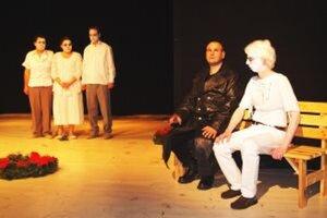 Jubileum bolo tretím predstavením Divadla Zrakáč.