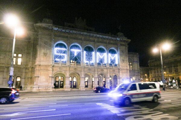 Útok prebehol v blízkosti synagógy.