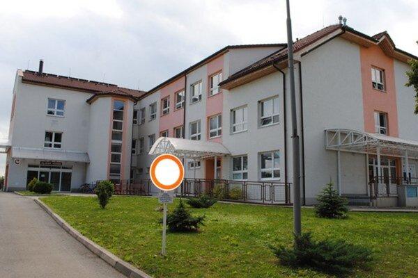 Regionálna nemocnica Sobrance.