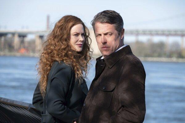 Hugh Grant s Nicole Kidman v seriáli Mala si to vedieť.