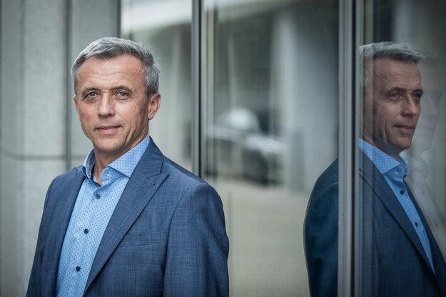 Prokurátor Úradu špeciálnej prokuratúry Ján Hrivnák.