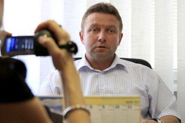 Bývalý podžupan Borík je dnes námestníkom riaditeľa Mestských služieb.