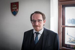 Štátny tajomník ministerstva životného prostredia Juraj Smatana.