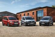 Nový Renault Kangoo, Kangoo Van a Renault Express