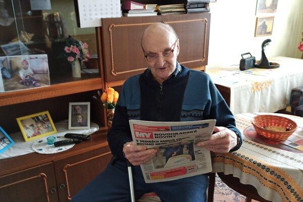 Seniorom v zariadeniach zaženú dlhú chvíľu aj naše noviny.