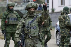 K výmene tiel obetí došlo v prítomnosti členov ruských mierových jednotiek.