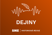 Podcast Dejiny.