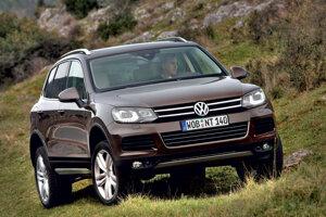 Volkswagen Touareg skončil na 4. mieste v spoľahlivosti 7-ročných áut.