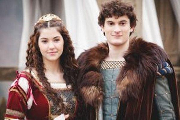 V hlavných postavách rozprávky uvidíte Celeste Buckingham a Samuela Spišáka.
