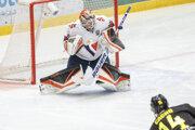 Roman Durný v drese HC Slovan Bratislava.