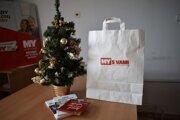 Darčekový balíček MY s vami