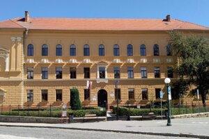 ZŠ - Grundschule v Kežmarku.