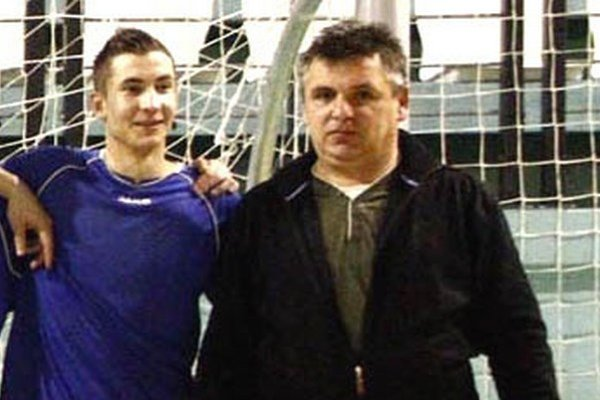 Ivan Guzmický (vpravo) povedie mužov Ivanky v prvej triede.