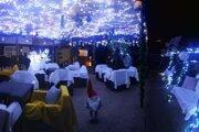 Vychutnajte si pravý Vianočný a originálny punč v príjemnom prostredí. Vianočná punčová záhrada je otvorená denne od 15.00 hod. do 22.00 hod.