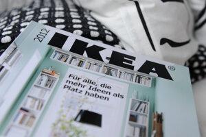 Katalóg IKEA.