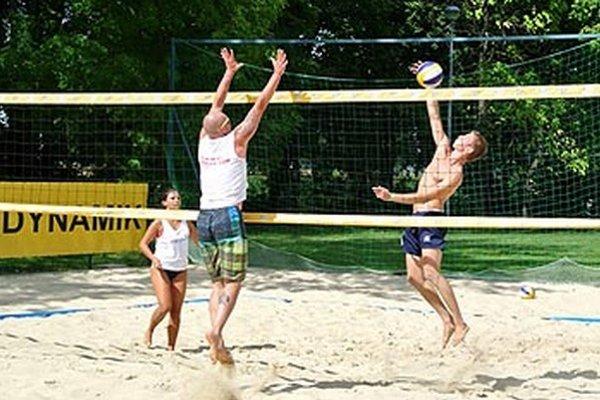 V Nitre sa konal po oba víkendový dni finálový turnaj série BVL.