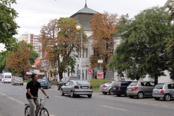 """Zlaté Moravce sa podelili na dva hlavné obvody - šesť poslancov si volíme v """"hornom"""" meste, deväť v """"dolnom"""". Po jednom poslancovi budú mať mestské časti."""