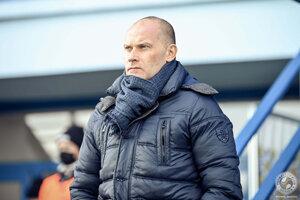 Tréner Anton Šoltis