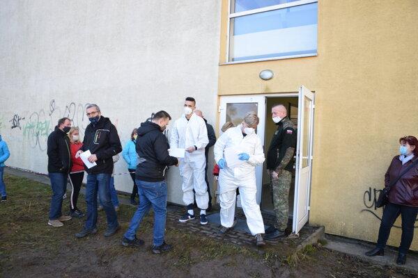 Pár týždňov po celoplošnom testovaní sa epedemiologická situácia na Slovensku zhoršila.