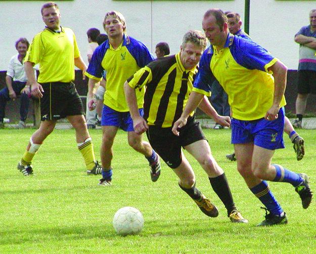 Vlastimil Plavucha hrával aj futbal