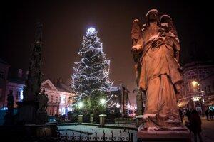 Vianoce v Košiciach.