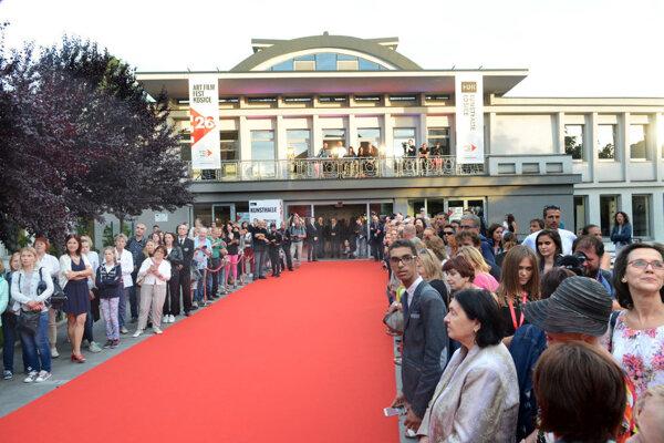 Kunsthalle hostila v posledných rokoch aj prestížny filmový festival Art Film Fest.