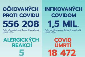 Infografika Ministerstva zdravotníctva ku kampani o očkovaní, ktorú chvália aj Česi.