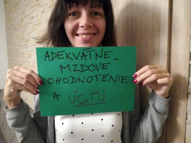 Veronika Kleinová, marketérka.