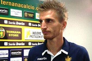 Pavol Farkaš bol v poslednej sezóne oporou druholigového talianskeho klubu Ternana Calcio.