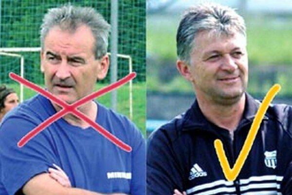 Vladimír Goffa už nie je trénerom Šale. Nahradí ho Ladislav Molnár.