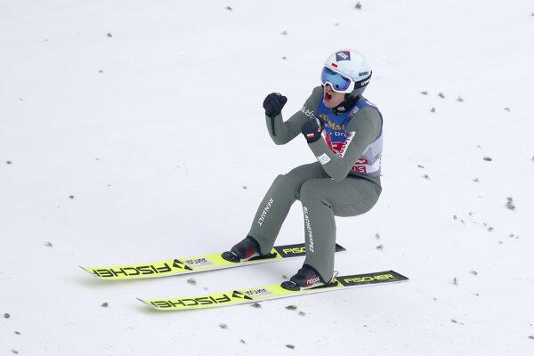 Kamil Stoch vyhral tretie podujatie Turné štyroch mostíkov 2020/2021 v Innsbrucku.