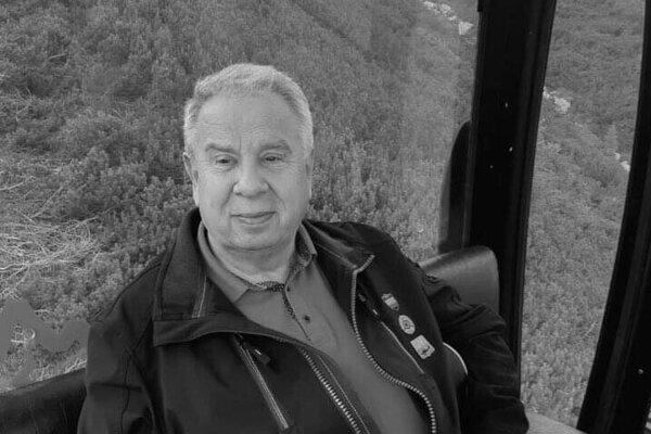 Doktor Peter Krehák.