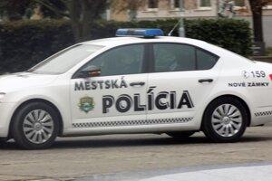 Mestská polícia Nové Zámky