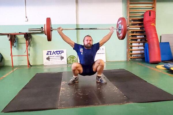 Peter Janíček vzpieral majstrovstvá Európy z Dolného Kubína.