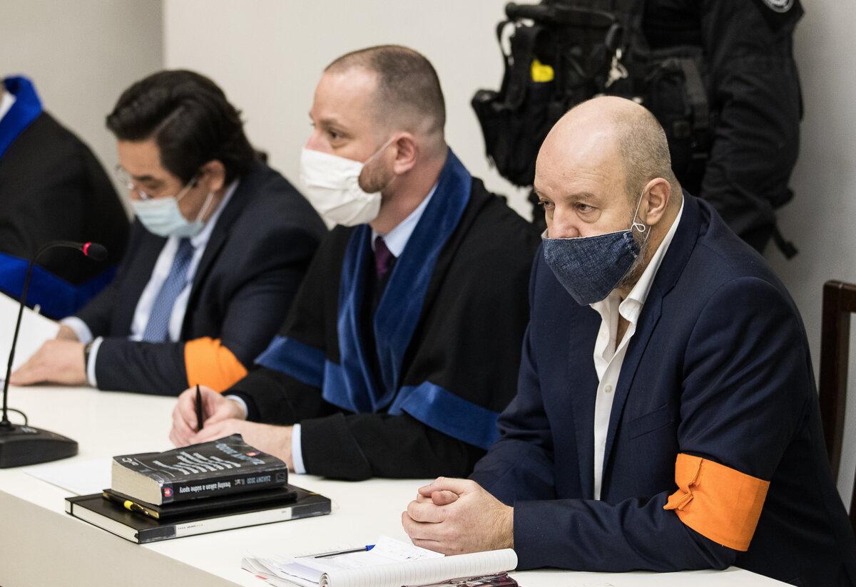 Kočnera a Ruska definitívne odsúdili za falšovanie zmeniek - SME