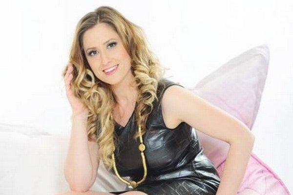 Krst albumu speváčky Brigity bude dnes večer v Music a cafe.