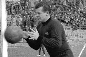 Imrich Stacho, vo futbalovom svete známy pod menom Capan.